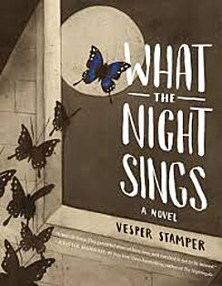 Image result for what the night sings book